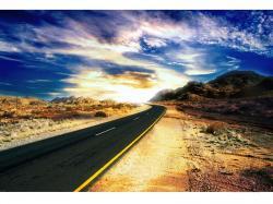 Beautiful highway HQ WALLPAPER - (#51607)