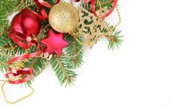 Free Holiday Decoration Wallpaper