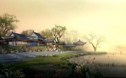 Beautiful Japan CG