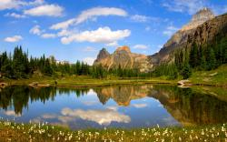 Beautiful Lake Wallpapers Wallpaper Hd Wall Cloud