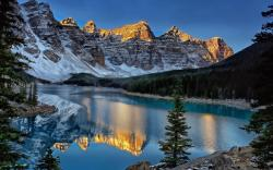 Beautiful-scenery-wallpapers-of-Canada-Banff-National-Park-