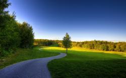 ... Pretty Open Landscape Wallpaper