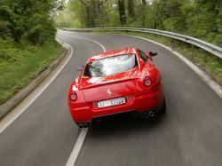 Beautiful Red Ferrari HD Desktop wallpaper, images and photos