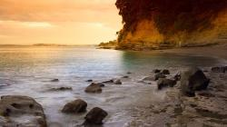 Beautiful Rocky Shores