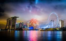 Amazing Singapore Wallpaper