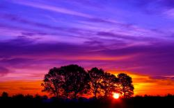 Beautiful Sunset Awesome Wallpaper Hd Wallhornet