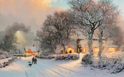 Beautiful Winter Season Wallpaper 15649