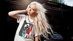 Model Beauty Emma Summer Blonde Light Flare HD Wallpaper
