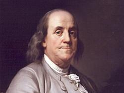 Founding Father Benjamin Franklins 13 virtues of health and wellness - CBS News