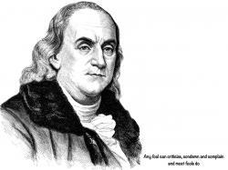 Benjamin Franklin - Fools