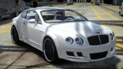 GRAND THEFT AUTO IV 2009 HAMANN BENTLEY CONTINENTAL GT IMPERATOR CRASH TESTING HD