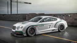 Bentley Continental GT3 Concept Wallpaper