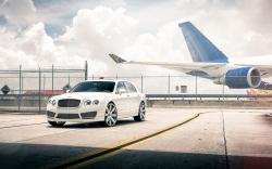 Bentley Continental Flying Spur Tuning Car