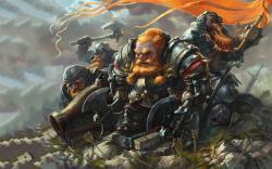 Berserker dwarfs
