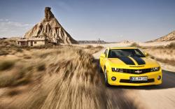 Chevrolet Camaro SS Best Wallpapers HD