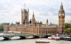 Uk London Big Ben Parliament Westminster Bridge Wide Hd Wallpaper .