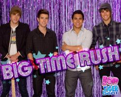 Big Time Rush and Victorious big time rush