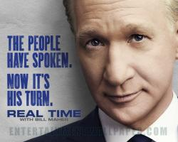 Real Time with Bill Maher Wallpaper - Original size, download now.