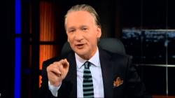 "Bill Maher discusses Russell Crowe's ""Noah"""