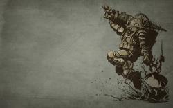 Bioshock infin... Bioshock Desktop Backgrounds Bioshock wallpaper widescreen