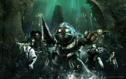 Bioshock Desktop Backgrounds Bioshock wallpaper widescreen