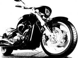stylis black bike
