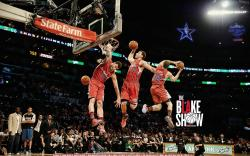 Blake Griffin Dunk IPhone Wallpaper 16