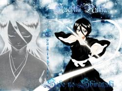 Rukia Kuchiki Bleach 25 46713 HD Screensavers