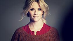 Blonde Actress Reese Witherspoon Portrait
