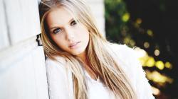 Beautiful Girl Blonde Photo