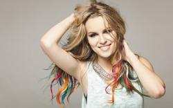 Blonde Girl Bridgit Mendler
