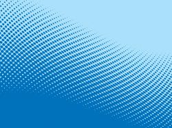 Blue Dot Pattern PPT Backgrounds