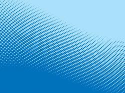 Blue Dot Pattern PPT Backgrounds