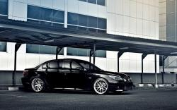 BMW 5 Series Parking