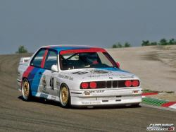 BMW M3 E30 Gruppe A Race Car