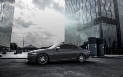 BMW E93 City Car Side