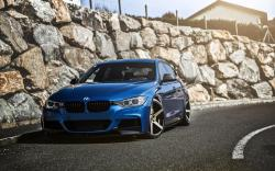 BMW F30 Street Car Tuning