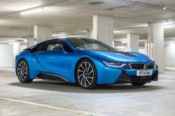 2014 BMW i8 1600 x 1200