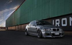 BMW M3 E46 Buildings