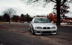 BMW M3 E46 Parking