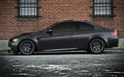BMW M3 E92 Wheels BBS Car