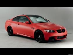 BMW M3 (2013) UK Performance Edition Frozen Red - Front Wallpaper