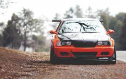 BMW M3 Sport Car