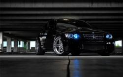 BMW M3 Black Wallpaper