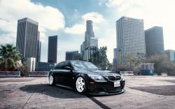 BMW M5 E60 Car Wheels Tuning City