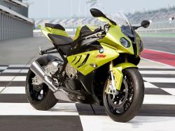 BMW S1000RR Green Wallpaper in 1600x1200 Normal