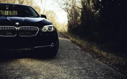 Black Bmw Wallpaper Image