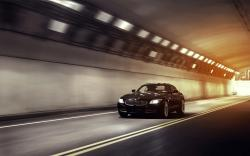BMW Z4 E89 sDrive 35i Tunnel
