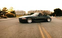 BMW Z4 Roadster Tuning