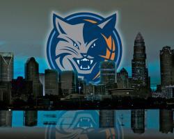 Bobcats Skyline - 1280 x 1024